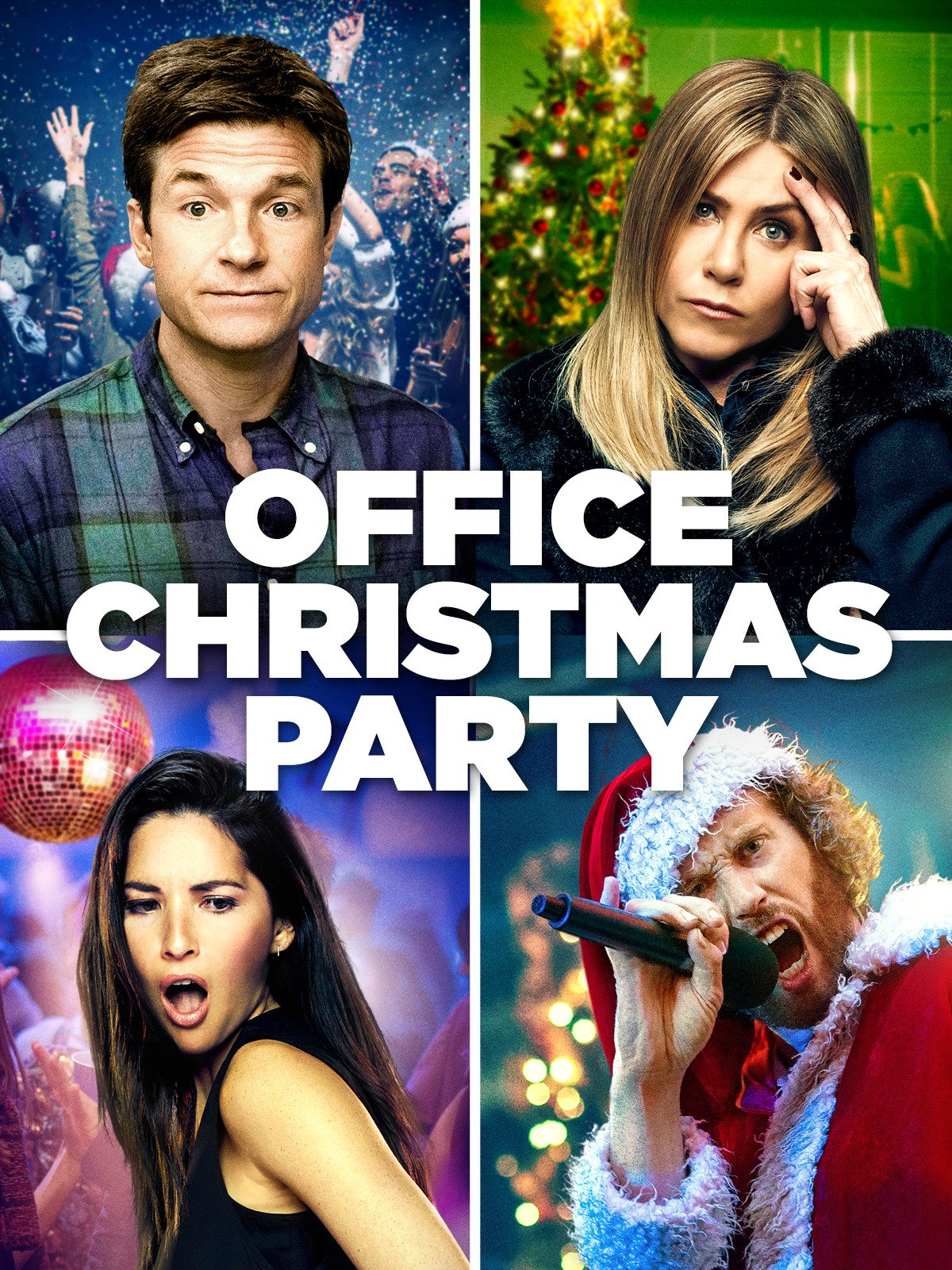 Office Christmas Party Movie.Amazon Co Uk Watch Office Christmas Party Prime Video
