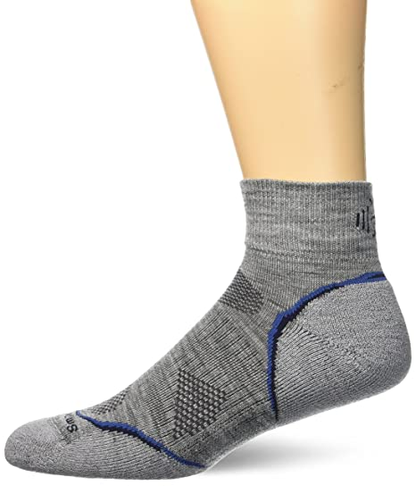 Amazon smartwool mens phd outdoor light mini socks light smartwool mens phd outdoor light mini socks light graynavy xlarge b aloadofball Image collections