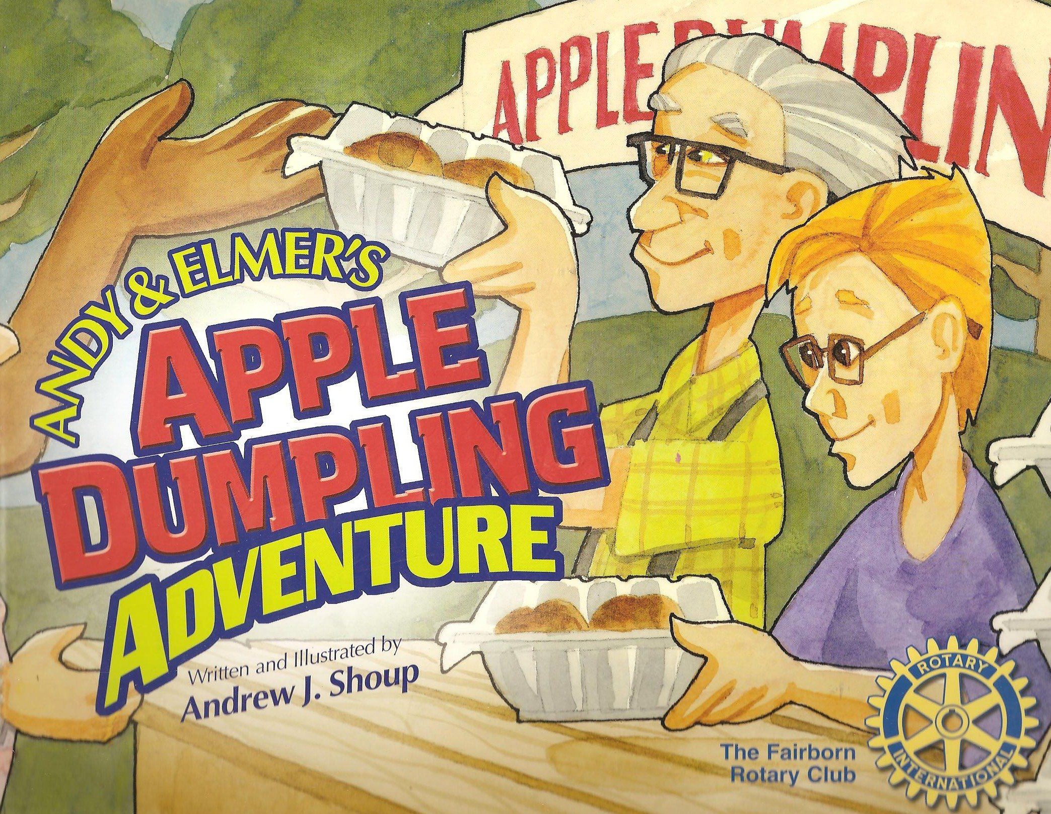 WANT TO TRY THIS APPLE DUMPLING RECIPE?