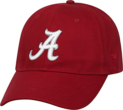 new concept good out x best value Amazon.com : Top of the World Alabama Crimson Tide Men's Fitted ...