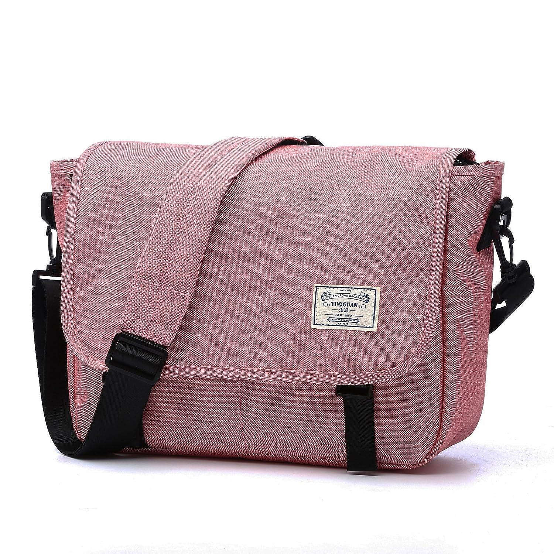 14e39f61c1 hot sale 2017 GOHIGH Canvas Messenger Bag Vintage Water Resistant Shoulder  Bag Crossbody School Bag Sling