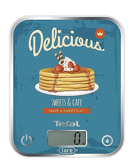 Tefal Optiss Delicious Pancakes-Báscula de Cocina