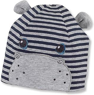 Baby Jungen Dreieckstuch gef/üttert Halstuch Klettverschluss Pl/üsch Sterntaler marineblau 4101900