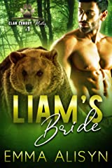 Liam's Bride: A BBW Bear Shifter Paranormal Romance (Clan Conroy Mates Book 1) Kindle Edition