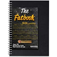 Drapvision 5 Subject Notebook- The Fatbook, A5 Plain, 80 GSM, 350 Pages