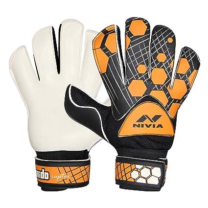 Buy Nivia Raptor Torrido Goalkeeper Gloves Online at Low Prices in ... 41b95b290