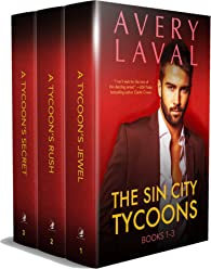 The Sin City Tycoons Box Set: A Billionaire Romance Collection