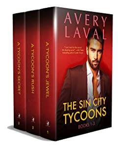 The Sin City Tycoons Box Set: Books 1-3: A Billionaire Romance Collection