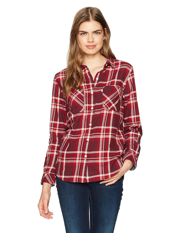 16d633ed242 Levis Womens Plaid Shirt