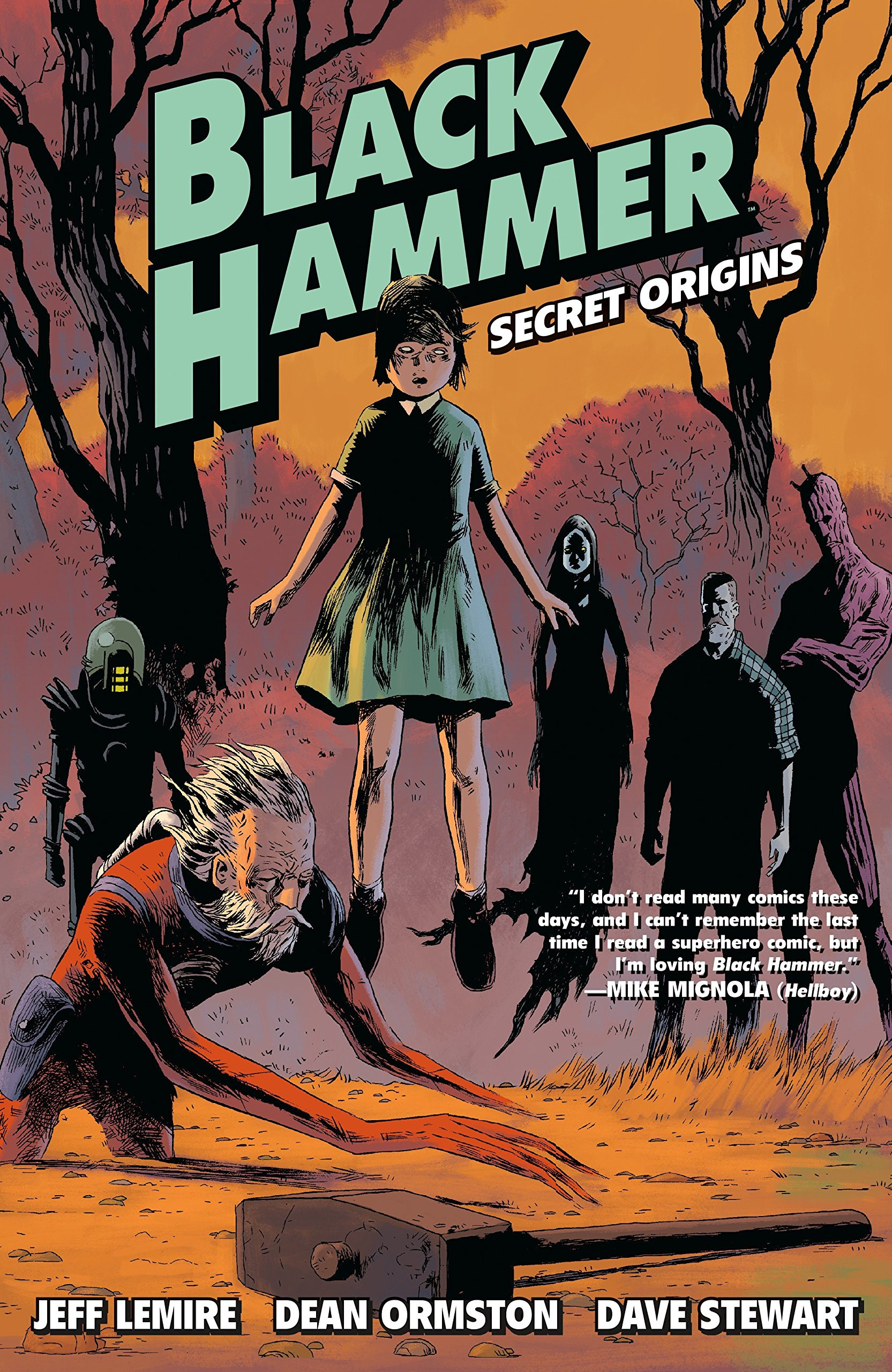Image result for black hammer