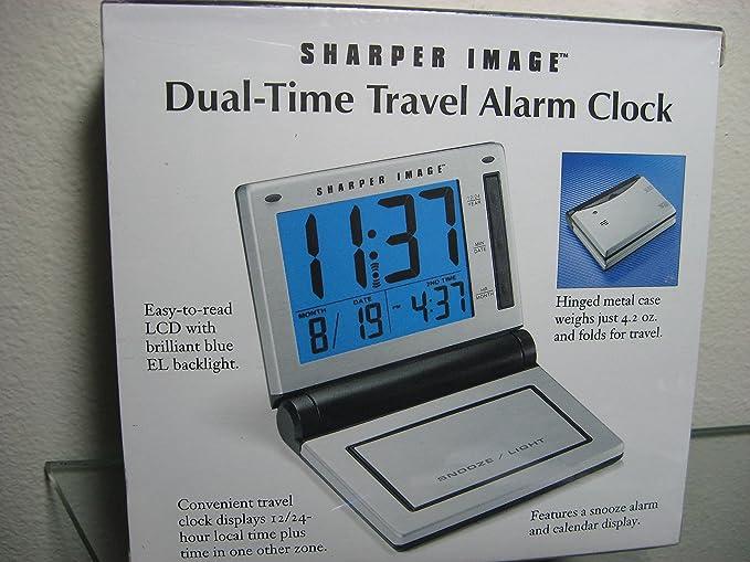 Alarm Clock Analog Travel Alarm Clock Travel Alarm Analog Sweep Movement Clock TH8222