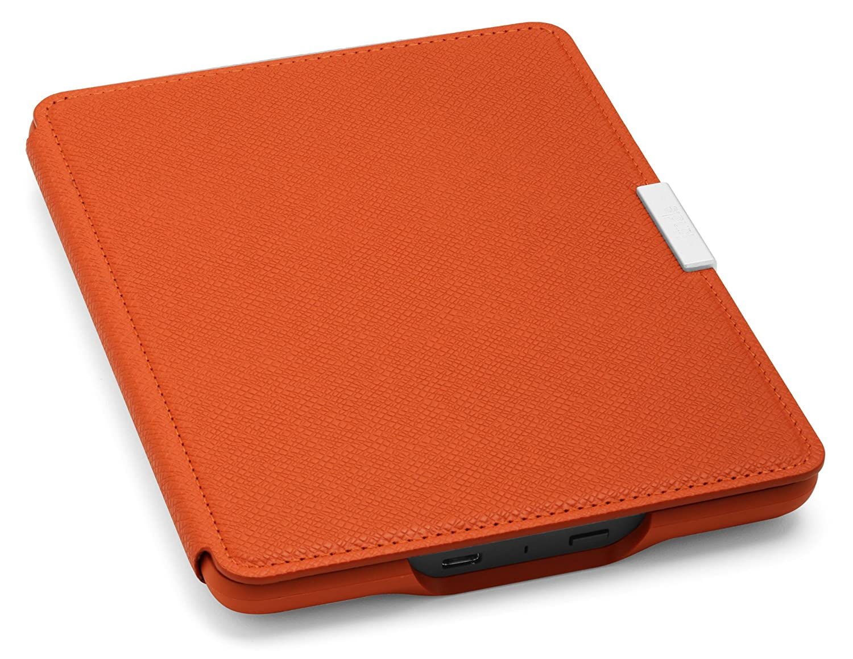 4ad169962 Capa de couro para Kindle Paperwhite