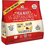 Stella & Chewy's Freeze-Dried Raw Cage-Free Chicken Meal Mixer Lil' SuperBlends Grain-Free Dog Food Topper, 3.25 oz. bag, 186
