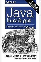 Java kurz & gut (German Edition) Kindle Edition