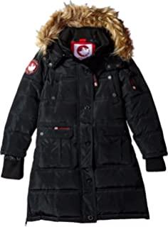 9ce8fe8e8c7 CANADA WEATHER GEAR Girls  Big Outerwear Jacket (More Styles Available)