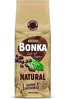 Bonka - Café Tostado Grano Natural - Pack de 2 x 500 g: Amazon.es: Alimentación y bebidas
