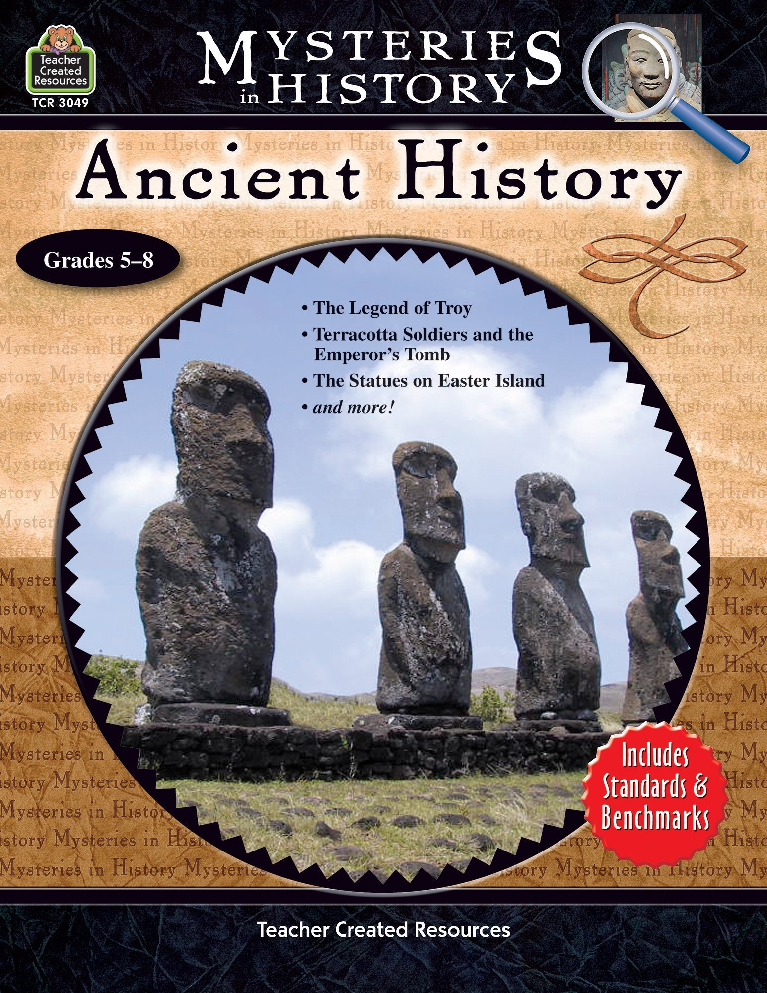 Amazon mysteries in history ancient history 9781420630497 amazon mysteries in history ancient history 9781420630497 wendy conklin books fandeluxe Images
