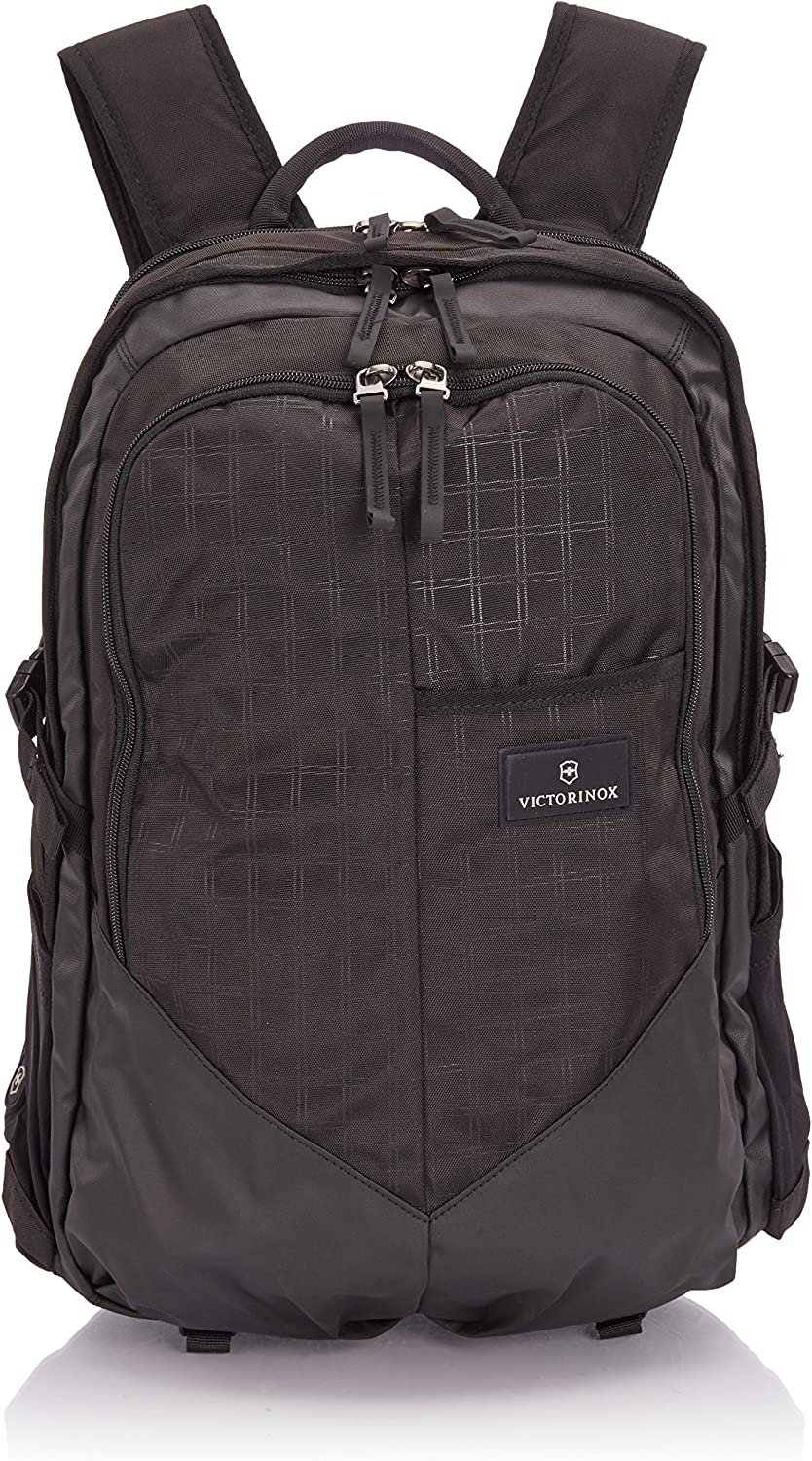 Victorinox Altmont 3.0 Deluxe Laptop Backpack with Tablet Pocket, Black, 19-inch