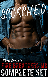 Scorched  Fire Breathers MC Complete Set (Erotic Motorcycle Club Biker  Romance) 3a1b7a6d6