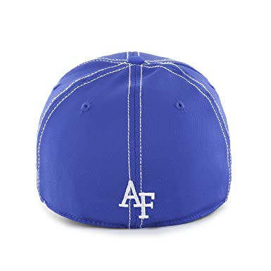 hot sale online d12f4 fd029 Amazon.com   OTS Adult Men s NCAA Start Line Center Stretch Fit Hat    Clothing