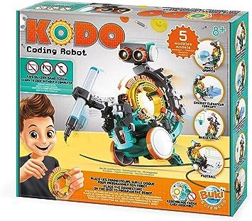 Buki France Robot Kodo, Color (7507): Amazon.es: Juguetes y juegos