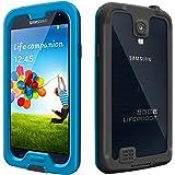 【日本正規代理店品・Galaxy S4本体保証付】LIFEPROOF nuud case for Galaxy S4 対応 5インチ cyan シアン 1801-04