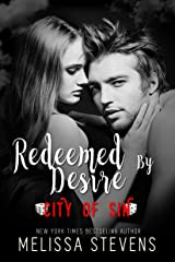 Redeemed by Desire: City of Sin Kindle Edition