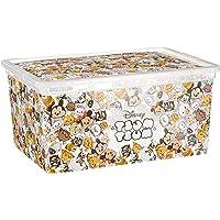 HOUZE DN-1212-TTLINEART Disney 15L Tsum Tsum Line Art Click Box