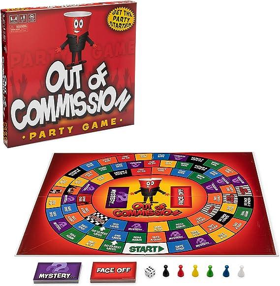Out of Commission Beber Juego de Mesa: Amazon.es: Juguetes y juegos