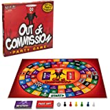 Out of Commission Party Game; an old fashioned board game with an intoxicating twist! [An interactive drinking game]