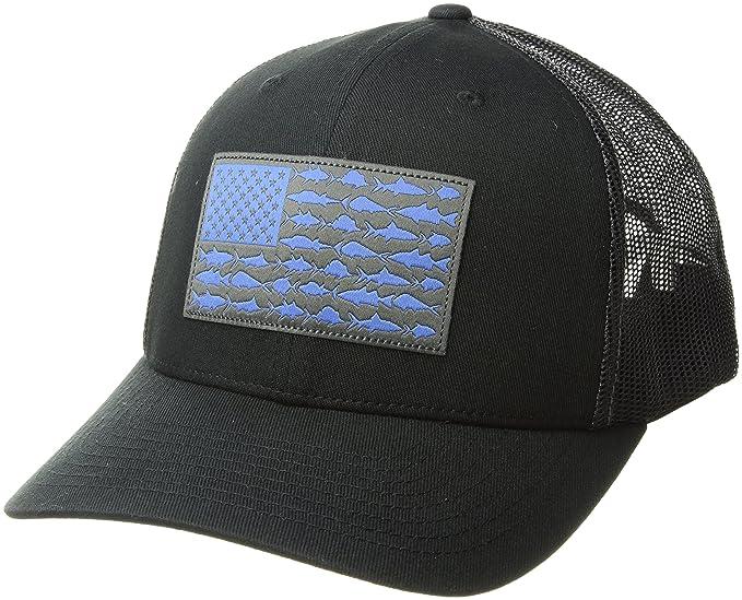 a1a22736848c3 Amazon.com   Columbia PFG Mesh Snap Back Ball Cap