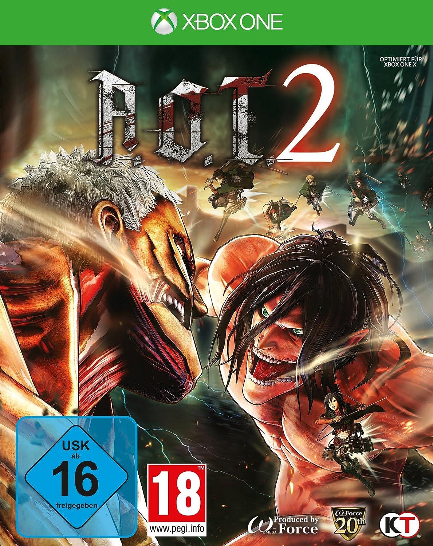 AoT 2 [Importación alemana]: Amazon.es: Videojuegos