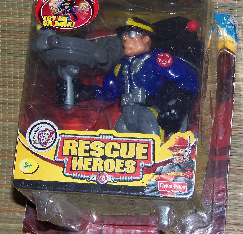 Rescue Hero Es Nachtpatrouille nolens Stoppen