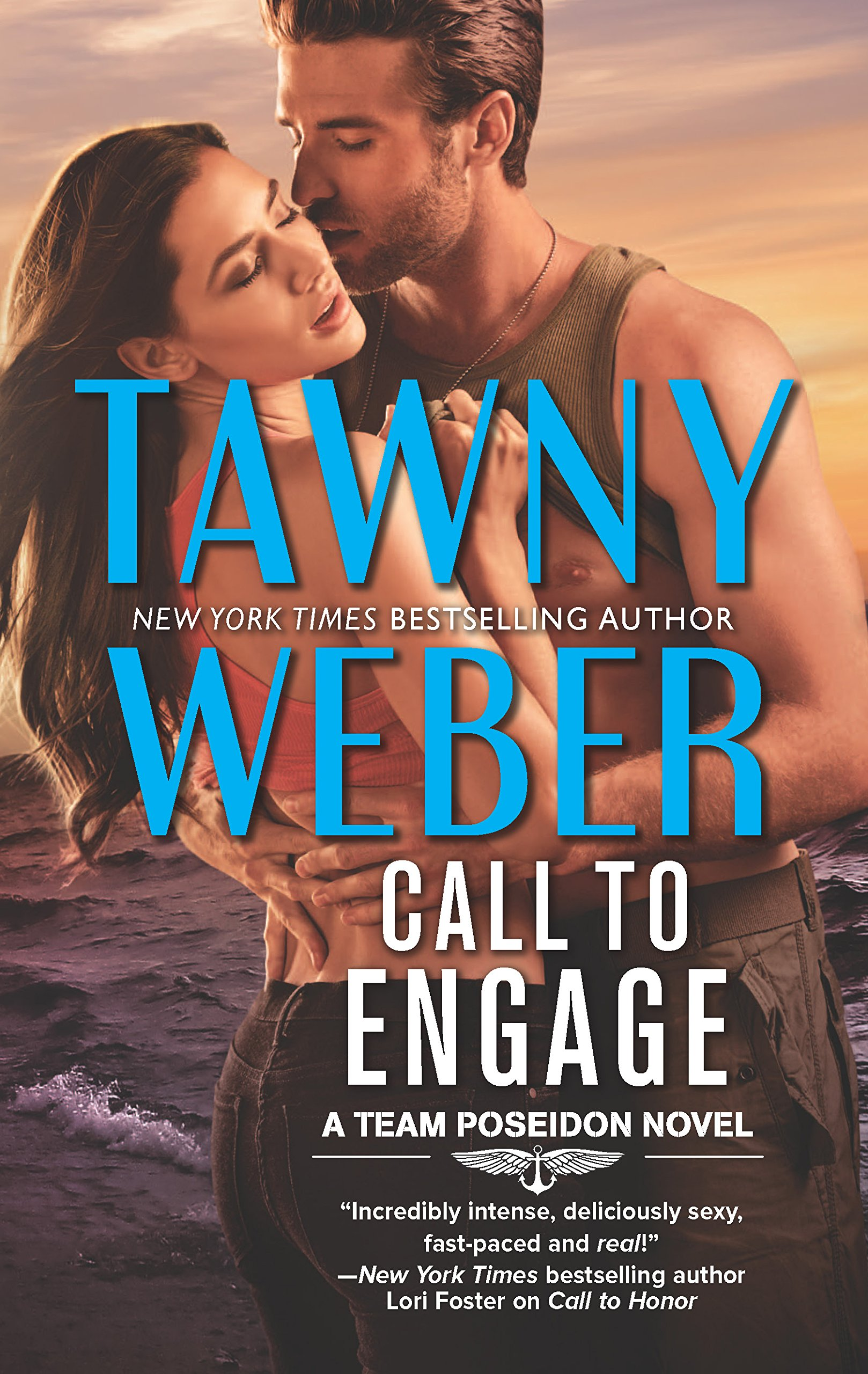 Call to Engage: A Romance Novel (A Team Poseidon Novel) PDF