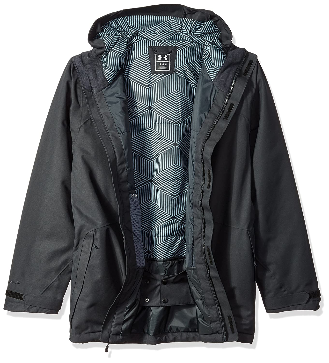 49d681c7a Amazon.com: Under Armour Men's Storm Powerline Insulated Jacket: Clothing