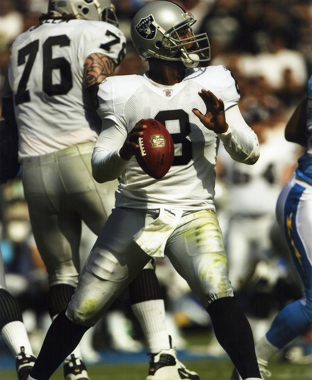 Daunte x B003O9BXT6 Culpepper Oakland Raiders 8 x 10スポーツアクション写真( ) F ) B003O9BXT6, 湯もみの鉄人:4812ced4 --- harrow-unison.org.uk