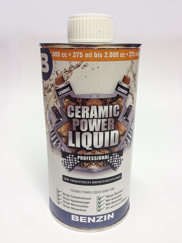 Ceramic Power Liquid Benzina 375 ml motori fino a 2000cc 31--1C