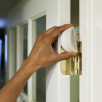 Rhoost Finger Guard Pinch Preventer Baby Proofing Door And