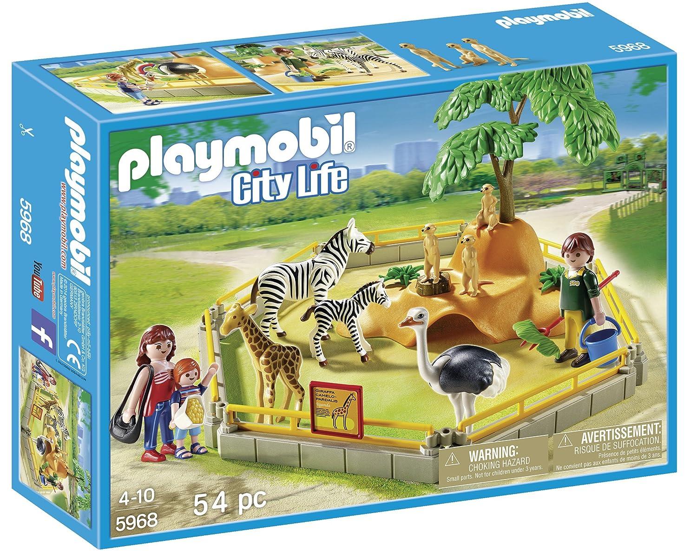 PLAYMOBIL Wild Animal Enclosure 5968