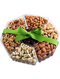 Amazon gourmet gifts grocery gourmet food mothers day gift baskets large gourmet mixed nuts gift basket for her 7 negle Choice Image