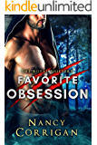 Favorite Obsession: Royal Shifters: A Paranormal Suspense Romance (Royal-Kagan Shifter World Book 3)