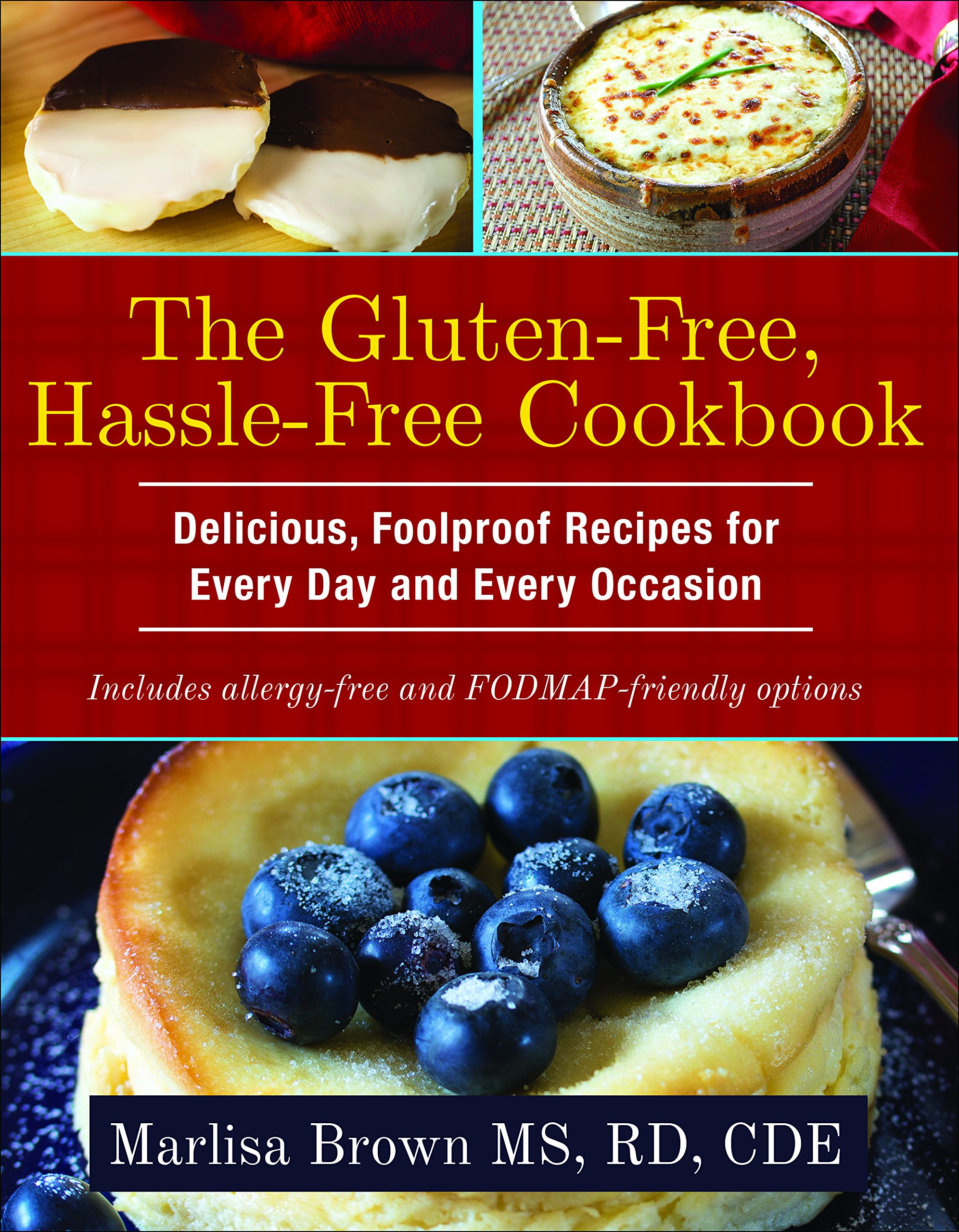 Gluten Free Hassle Free Cookbook Delicious product image