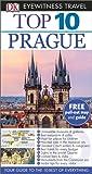 DK Eyewitness Top 10 Travel Guide Prague