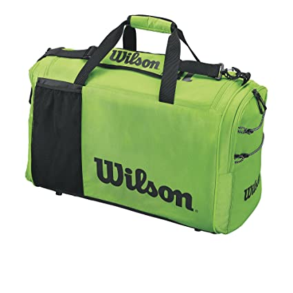 Wilson All Gear Bag Bolsa de pádel, hasta 3 palas, cordón ...