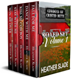 Cowboys of Crested Butte Boxed Set Volume 1