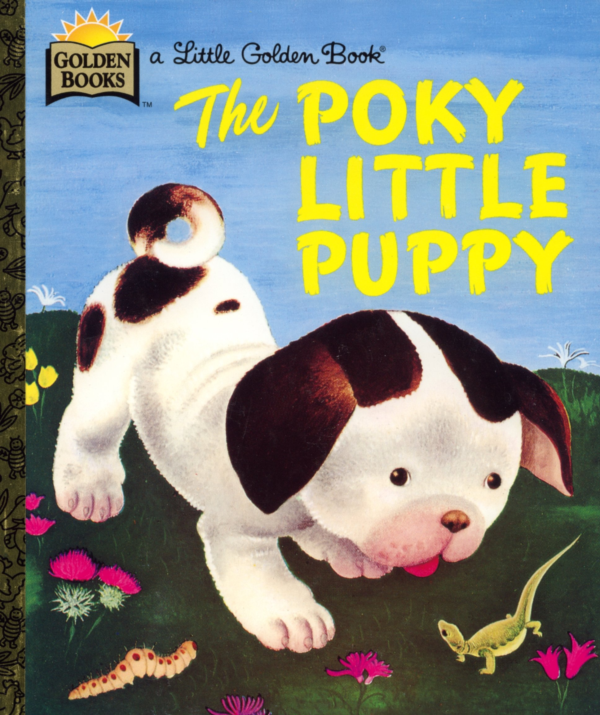 The Poky Little Puppy A Little Golden Book Classic Janette