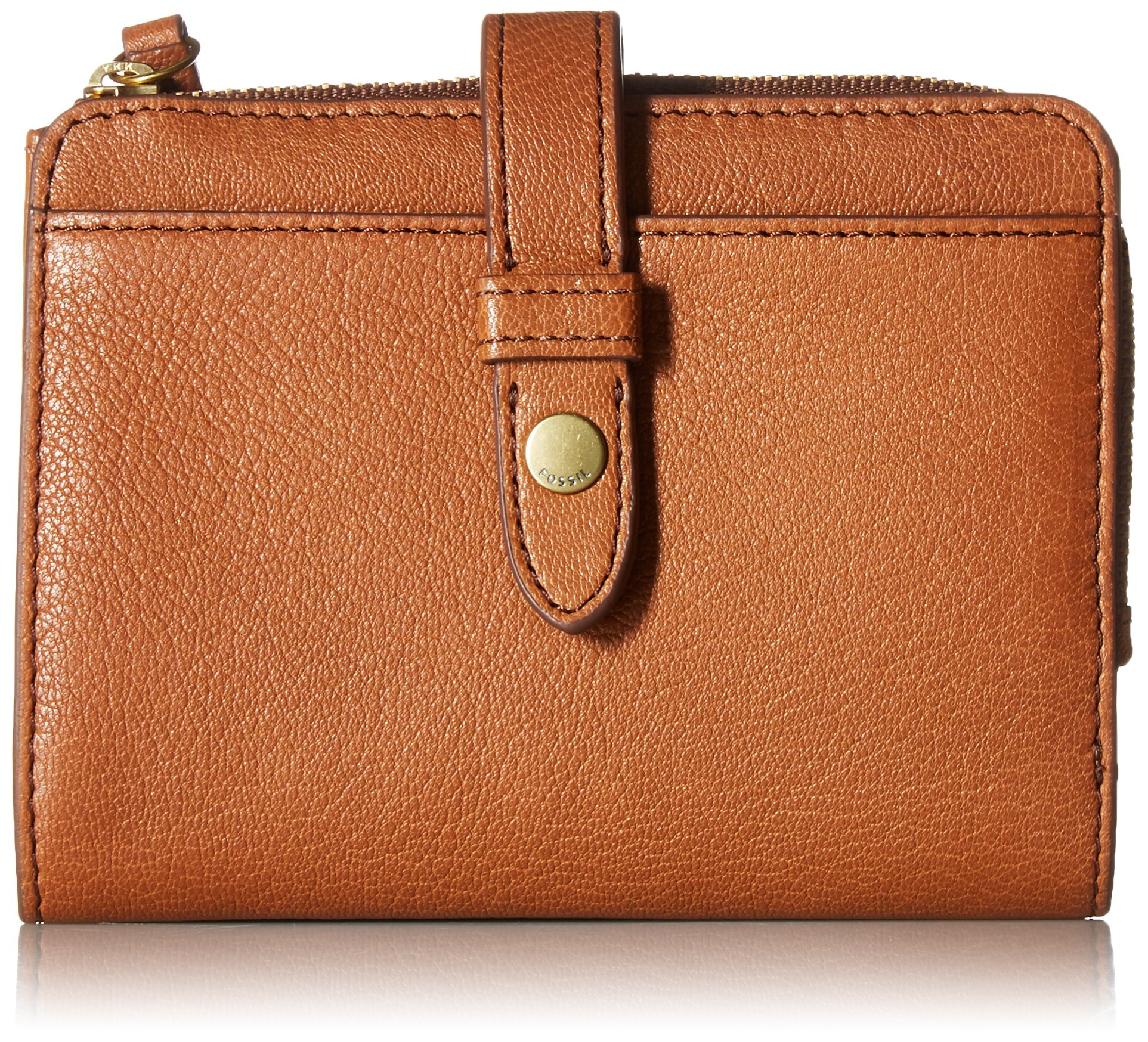 Fossil Fiona Multifunction Wallet, Saddle