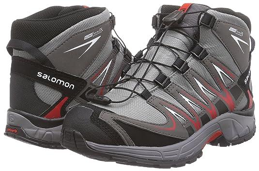 Trail Mid Chaussures Xa Salomon 3d De Rando Pro Qrsthd