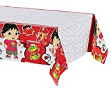 American Greetings Ryan's World Party Decorations, Plastic Table Cover (1-Count)