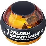 WILDER リストトレーナー パワーボール 握力 リストボール 前腕 筋トレグッズ バーンマシン 手首トレーニング ボール ボルダリング 全3色